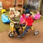 Felixstowe Nursery School outdoor Gallery 7