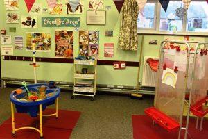 Felixstowe Nursery School indoor Gallery 22