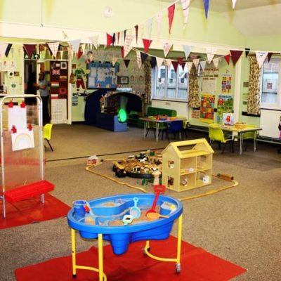Felixstowe Nursery School indoor Gallery 18