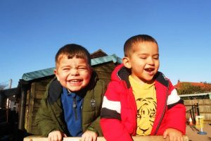 Felixstowe Nursery School outdoor Gallery 3