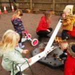 Felixstowe Nursery School outdoor Gallery 19
