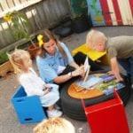 Felixstowe Nursery School outdoor Gallery 13