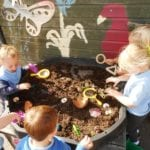 Felixstowe Nursery School outdoor Gallery 12