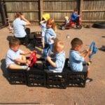 Felixstowe Nursery School outdoor Gallery 11