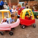Felixstowe Nursery School outdoor Gallery 9