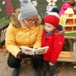 Felixstowe Nursery School outdoor Gallery 28