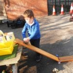 Felixstowe Nursery School outdoor Gallery 2