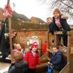 Felixstowe Nursery School outdoor Gallery 26